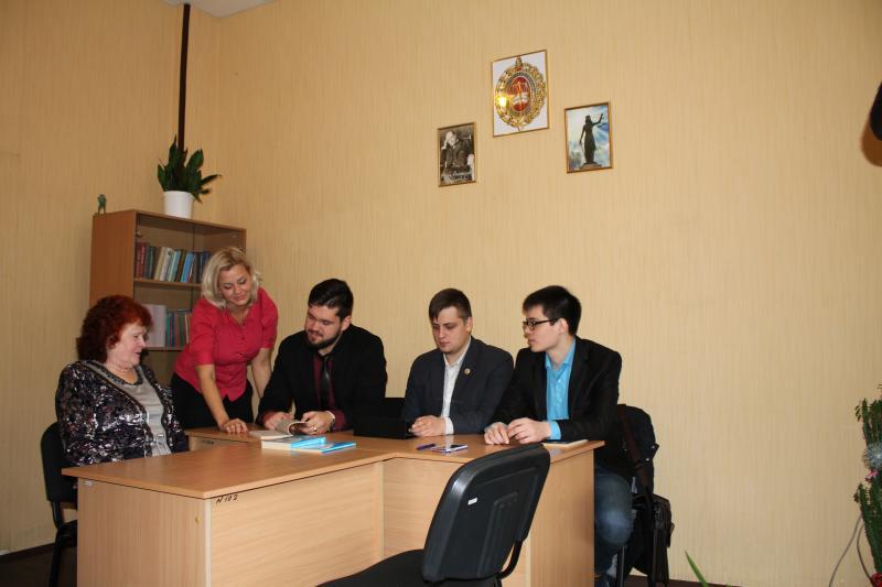 юридические студенческие консультация
